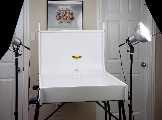 the quick set up mini studio for small product shots photo product photography pinterest. Black Bedroom Furniture Sets. Home Design Ideas