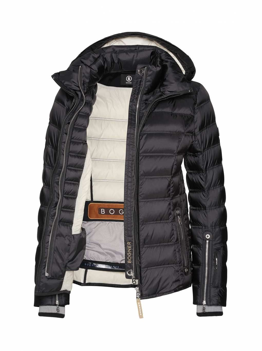DOWN SKI JACKET NOEMI in Black for Women | BOGNER USA