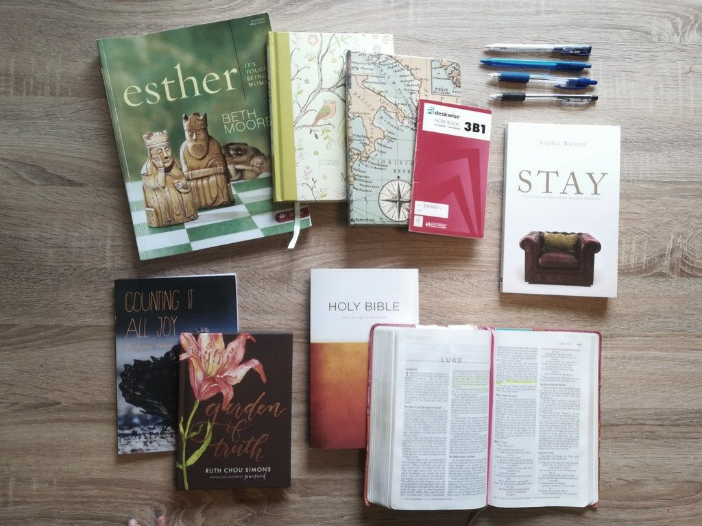 Encourage Yourself Bible Book Basket Books of the bible