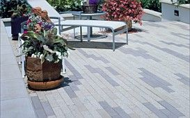 modular concrete pavers | modern vacation house | pinterest