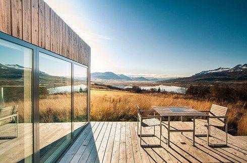 Prachtig huis middenin de IJslandse natuur.