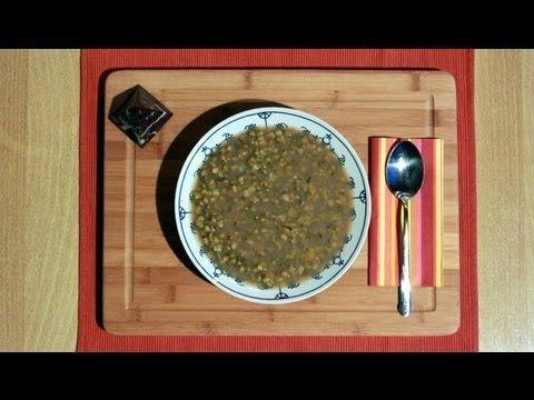 ABNEHMEN und ENTSCHLACKEN mit MUNGBOHNENSUPPE  - ayurvedische küche rezepte