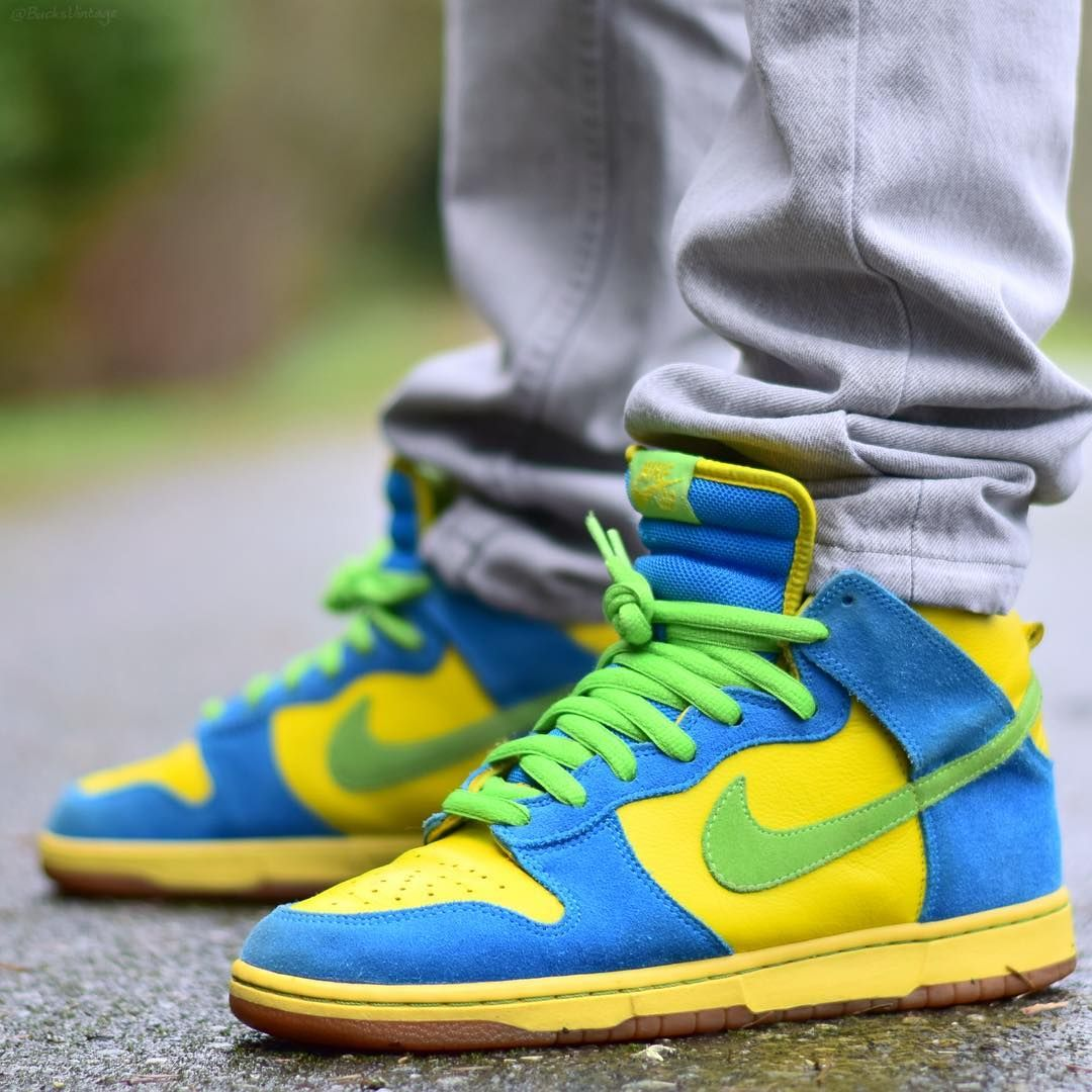 info for 2cdbf 503a6 Nike Dunk High Pro SB
