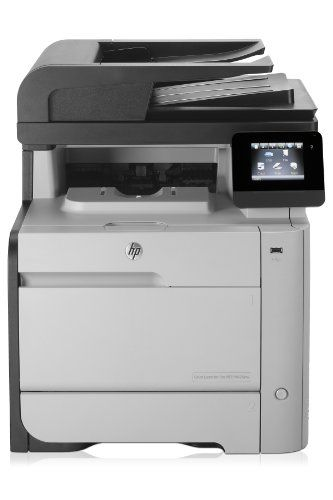 Hp M476dw Wireless Color Laser Multifunction Printer With Scanner