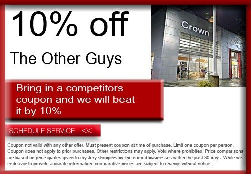 Delightful 10% Off The Competitoru0027s Coupon At Crown Nissan Of Greensboro.  Https://www.nissanofgreensboro.com/specials/service.htm