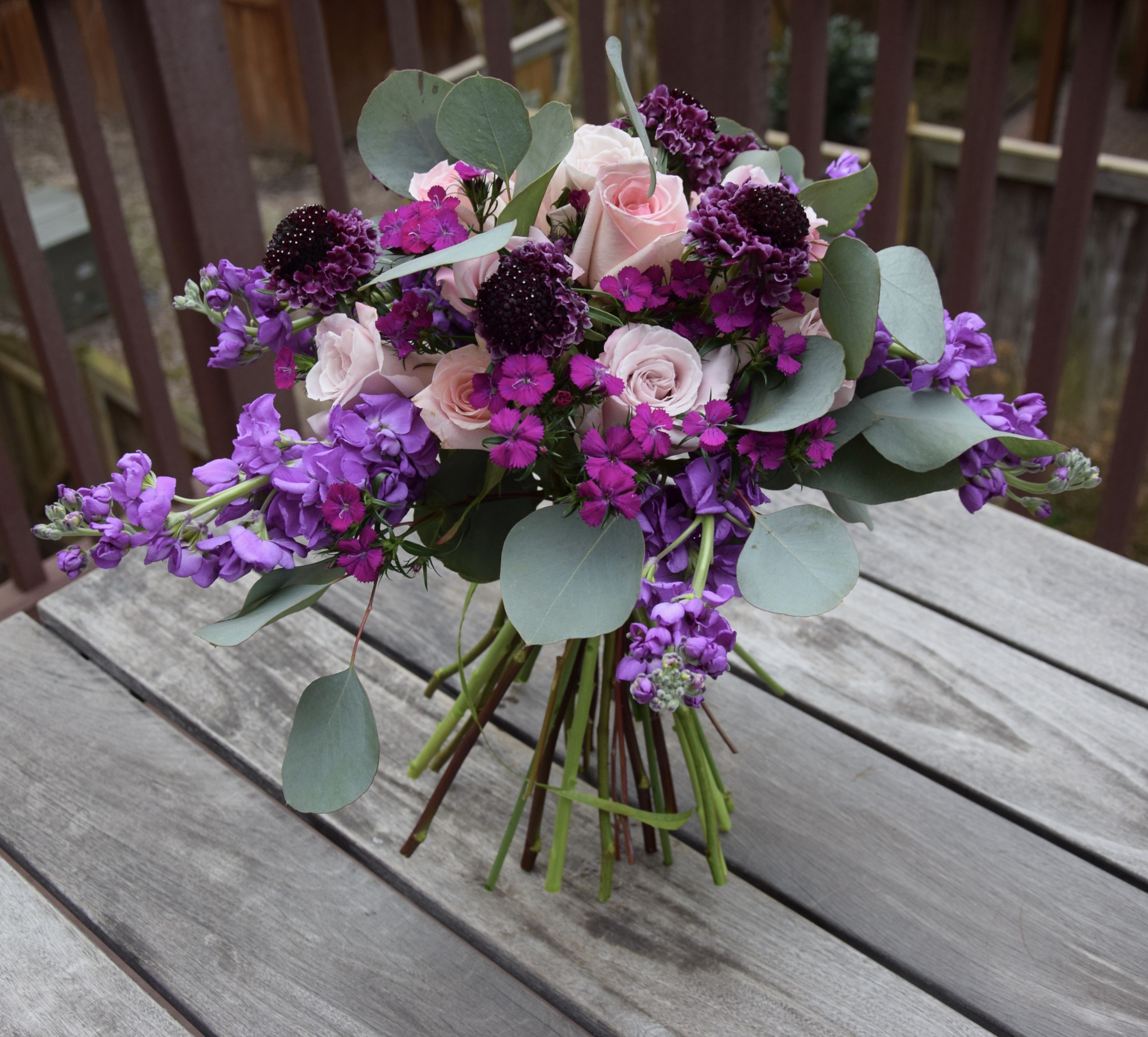 Hand Tied Flower Bouquet Floral Bouquets Flowers Bouquet Beautiful Bouquet