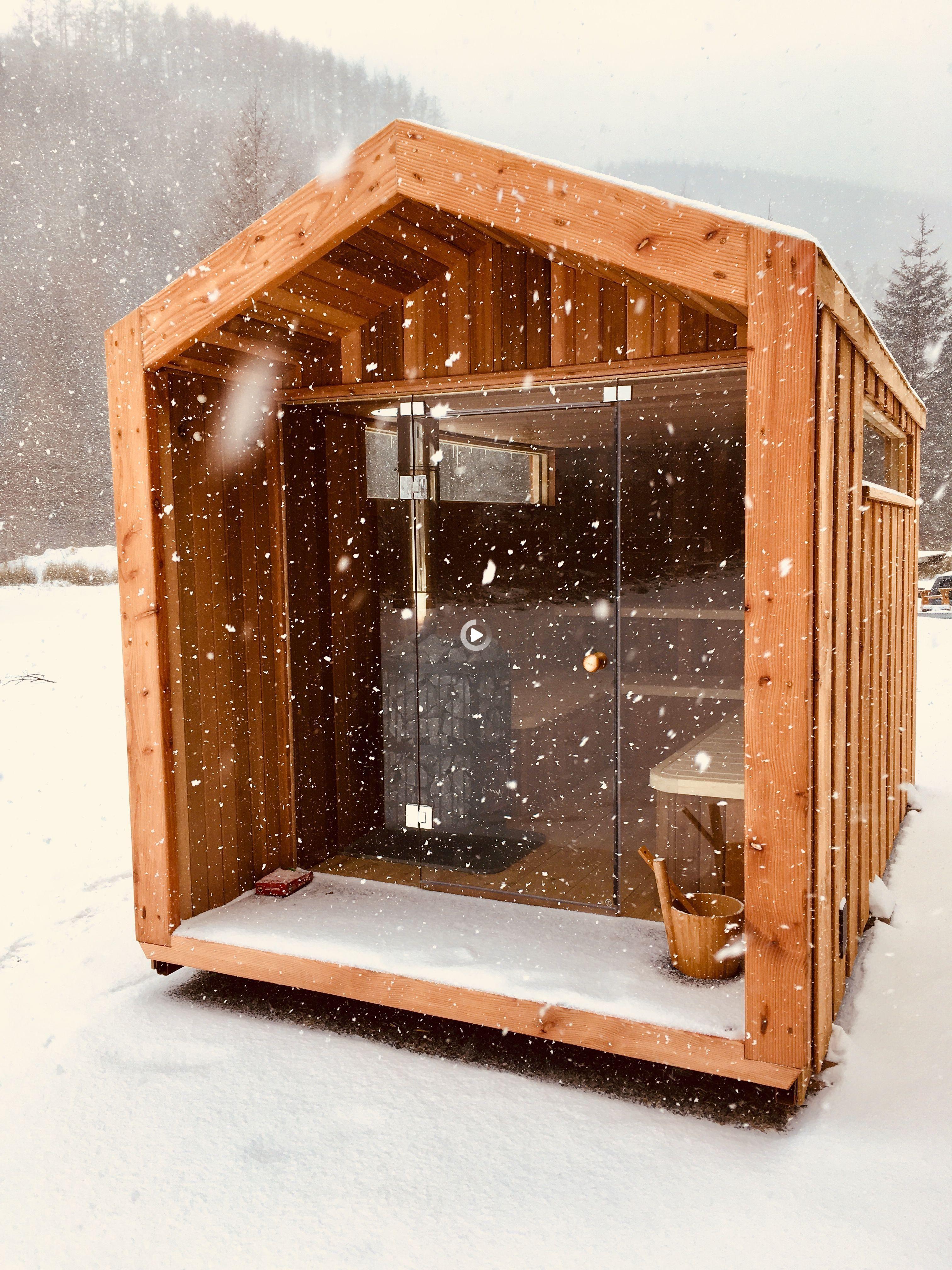 Overstock Com Online Shopping Bedding Furniture Electronics Jewe In 2021 Sauna Design Sauna Diy Outdoor Sauna