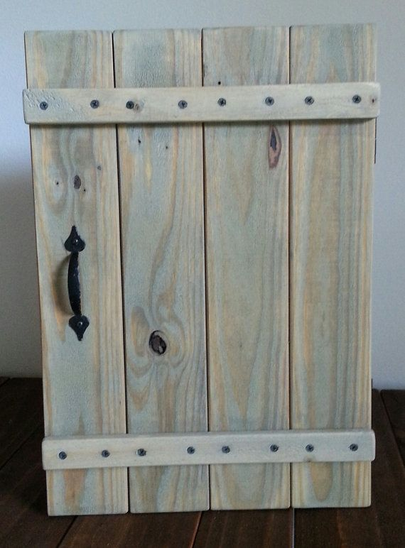 Image Result For Pallet Wood Medicine Cabinet In 2019