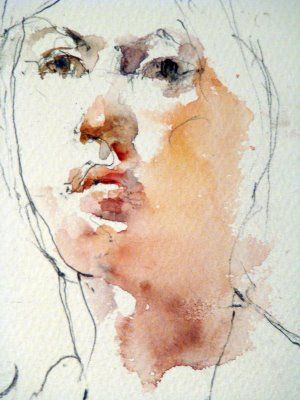 Acrylic Portrait Painting A Free Pdf Guide Acrylic Portrait