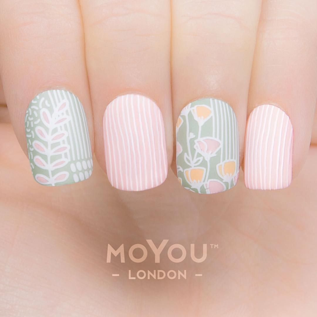 """540 Likes, 3 Kommentare – MoYou-London (@moyou_london) auf Instagram: """"Super cute …   – Nails"""