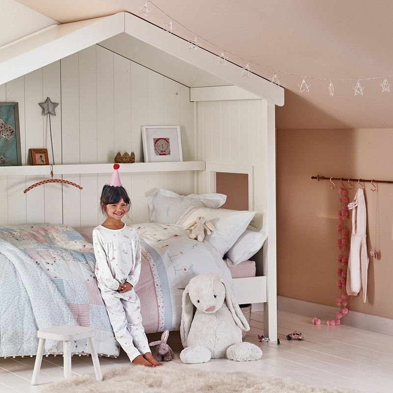 Classic House Day Bed Beds The White Company Childrens Bedroom Furniture House Beds Bed
