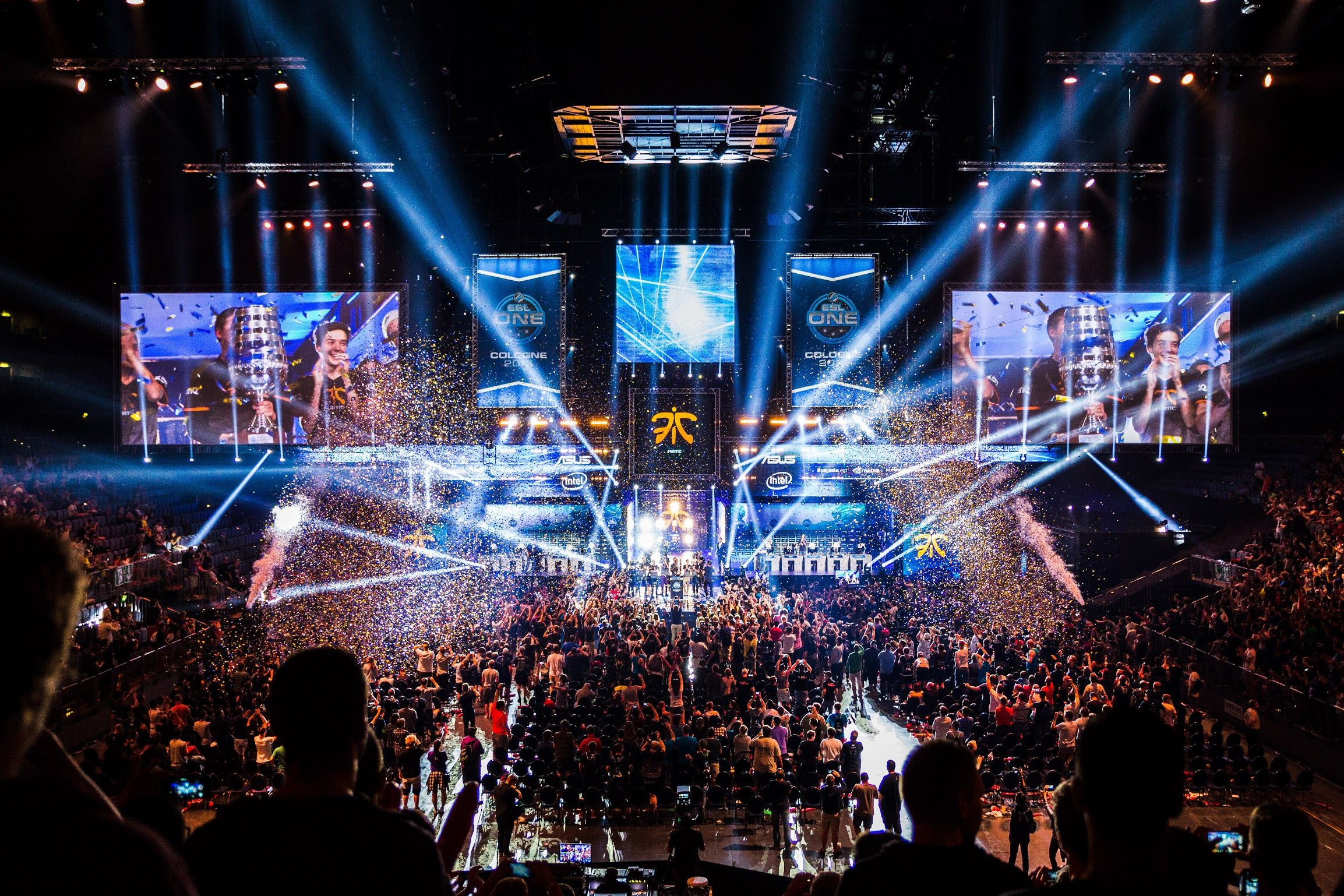 Why The Wesa Is The Best Thing To Happen To Esports Ign Esports Competition Games Online Match