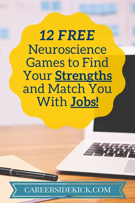 Free neuroscience and brain training games to find jobs for new - find resumes free