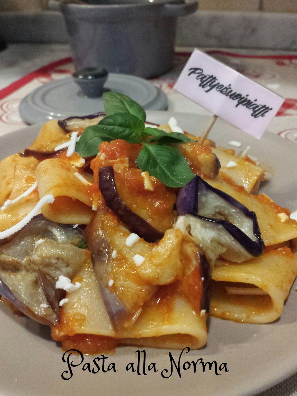 Pasta+alla+Norma+ricetta+tradizionale
