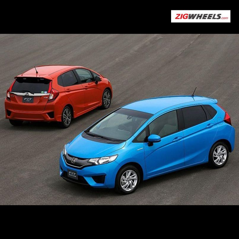 A New Hybrid Version Of The Much Loved Car From Honda The Jazz Will Feature More Efficient Earth Dreams Technology 2015 Honda Fit Honda Fit Honda Fit Sport