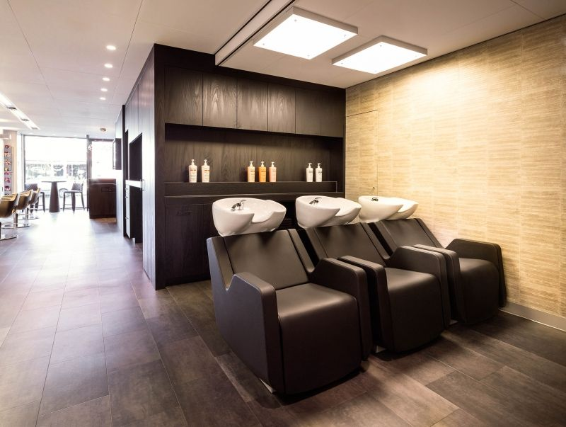 Mobiliario de peluquria y salones de belleza gamma - Mobiliario de salon ...