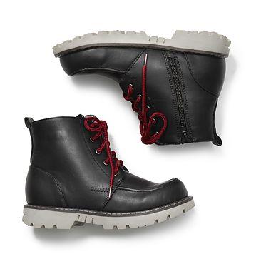 Joe Fresh Kid Boy's Lace Up Boot $24 - for N