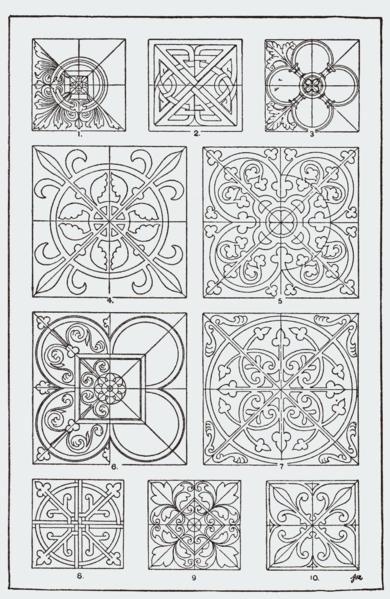 File Orna152 Quadrat Png Wikimedia Commons Mandala Selber Malen Jugendstil Ornamente Barock Muster