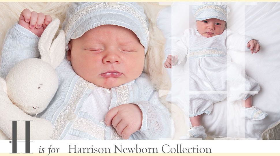 Babies The Harrison Newborn Collection