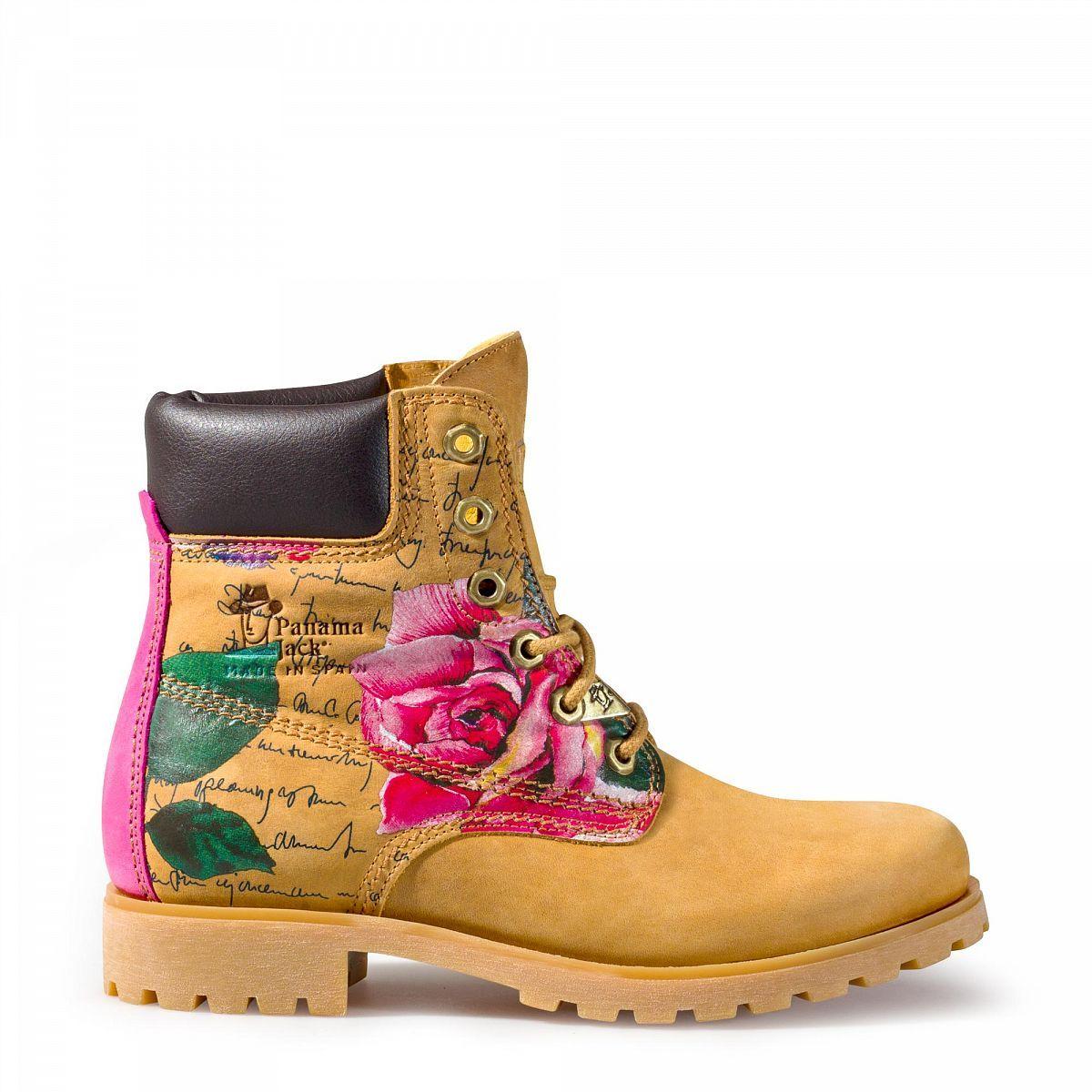 Panama Jack Panama 03 Womens rain boots, Shoe boots