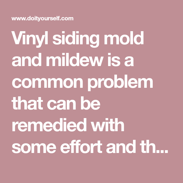 Number Methods For Cleaning Mold From Vinyl Siding With Images Vinyl Siding Cleaning Mold Cleaning Vinyl Siding