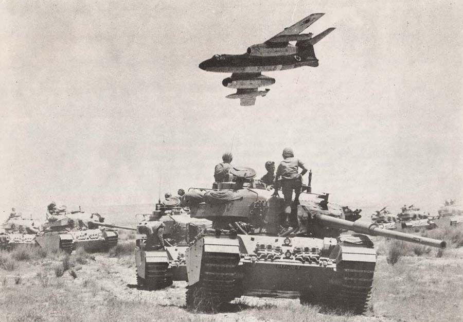 On the morning of June 5, 1967 at 7:45 a.m., Israeli Mirage III ...