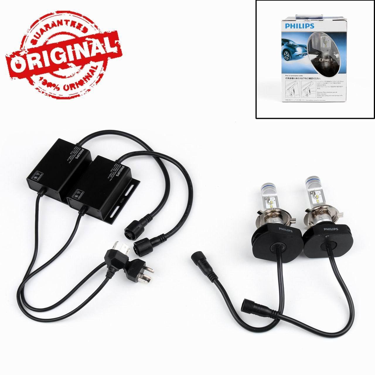 Mad Hornets Philips H4 Bulbs 16 3w X Treme Ultinon Led Car Headlight Lamps High Led Headlights Cars Headlights Bulb
