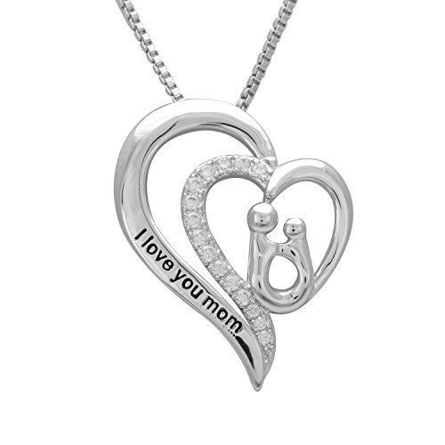 Lovely Hot Sale Grandma Heart Pendant Cool 1Pc Necklace
