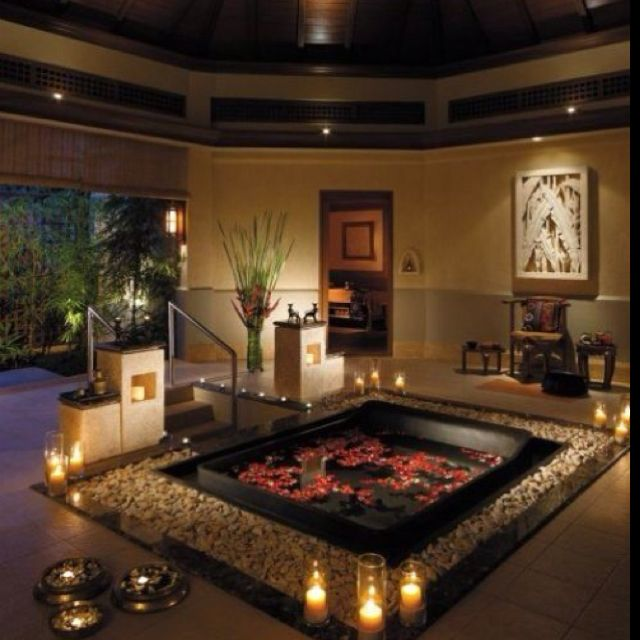 why couldn't I be rich instead of smart?  I would LOVE this tub...