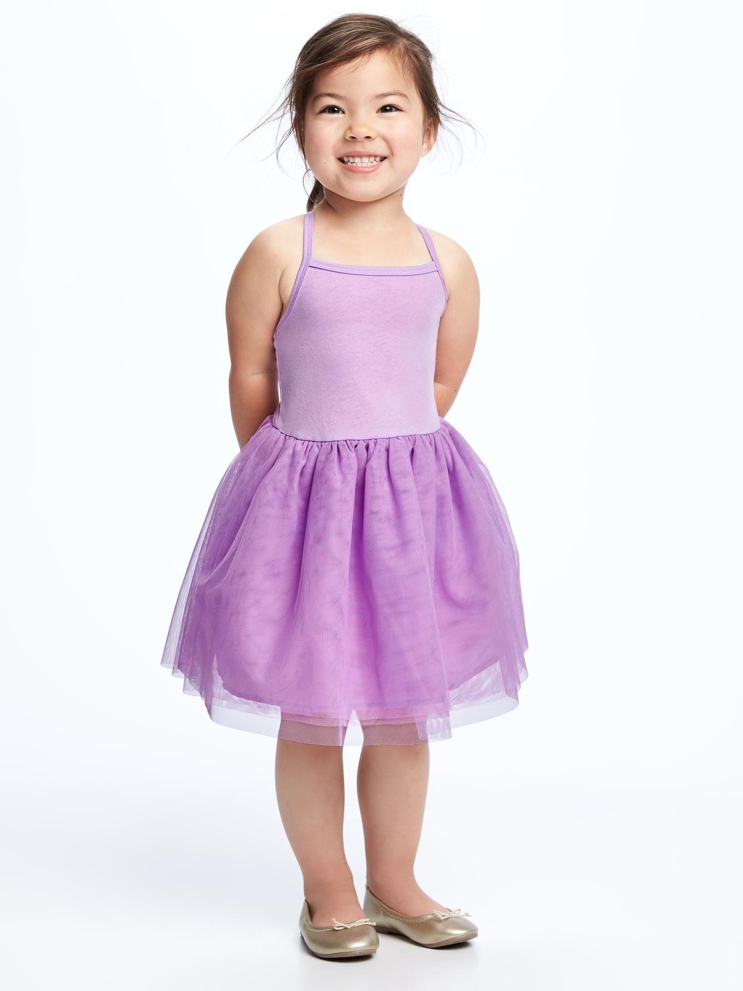 b9e89daaed Tutu Tank Dress - lilac