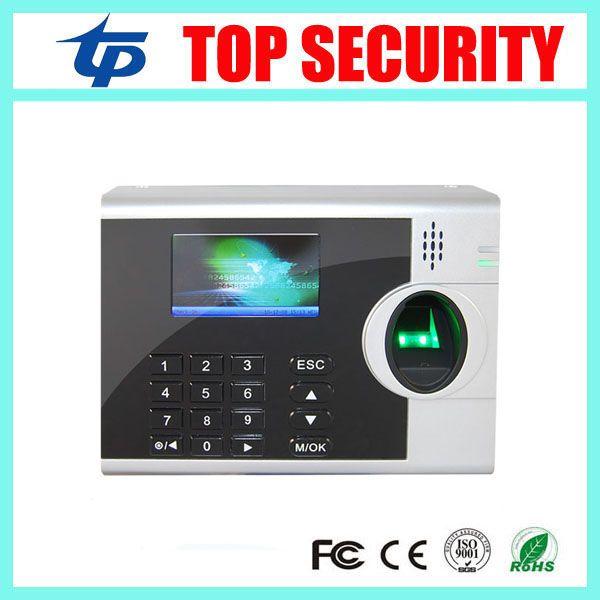 TCP/IP LAN WAN ADMS biometric fingerprint time attendance