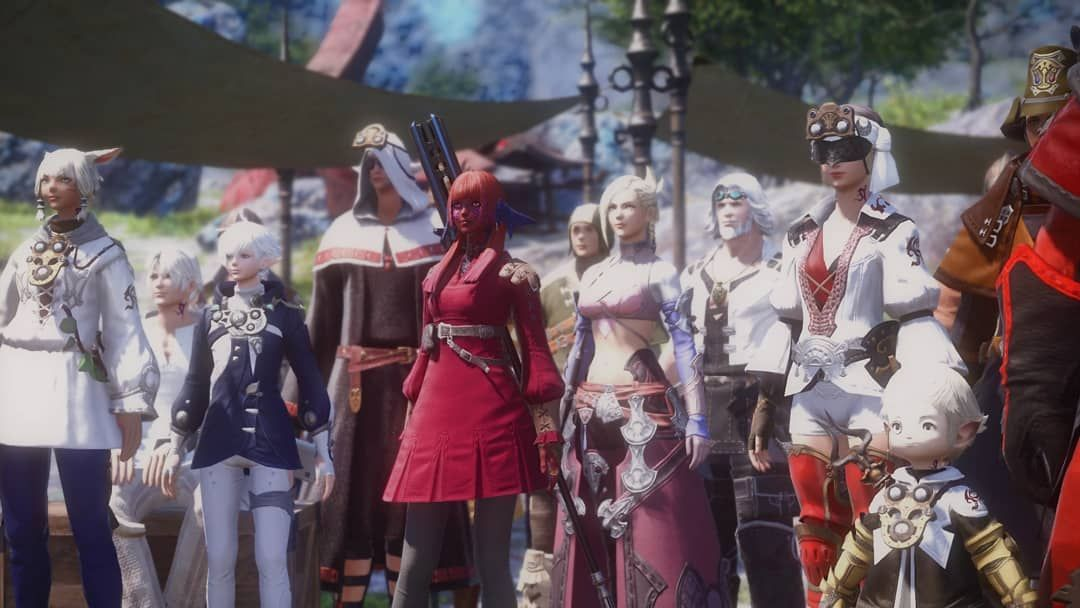 [New] The 10 Best Home Decor (with Pictures) -  Good to have the gang back together to celebrate our victory over the Empire. Tags #ffxiv #finalfantasy #finalfantasyxiv #ff14 #aura #ffxivaura #gamergirl #followme #auragirl #magic #dragongirl #smallgirl #pretty #thefactoryffxiv #gpose #girlgamer #blackmage #blackmagic #ffxivscreenshot #ffxivstormblood #reddragon #akane #scionsoftheseventhdawn #victory