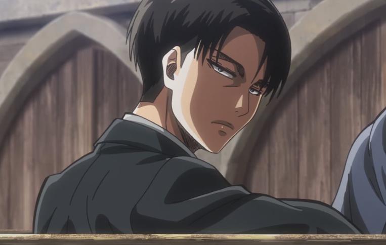 Levi Ackerman Shingeki No Kyojin Season 2 Episode 08 Levi Ackerman Attack On Titan Levi Attack On Titan Anime