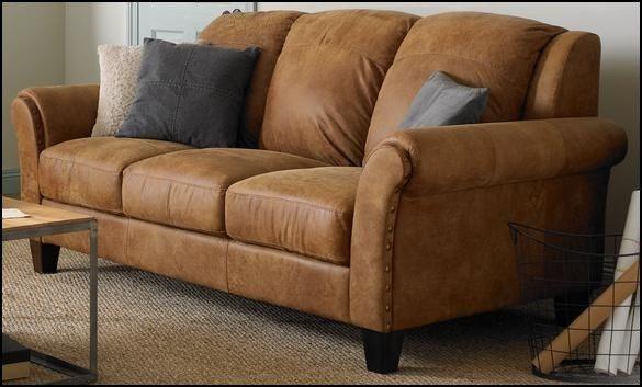 Peyton Leather Sofa