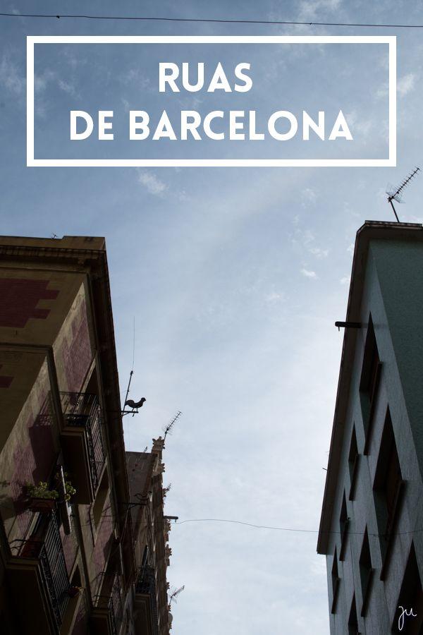 Cor Sem Fim: FOTOGRAFIA || BARCELONA || Ruas de Barcelona #1