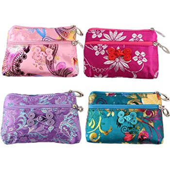 12++ Chinese jewelry pouch with zipper viral