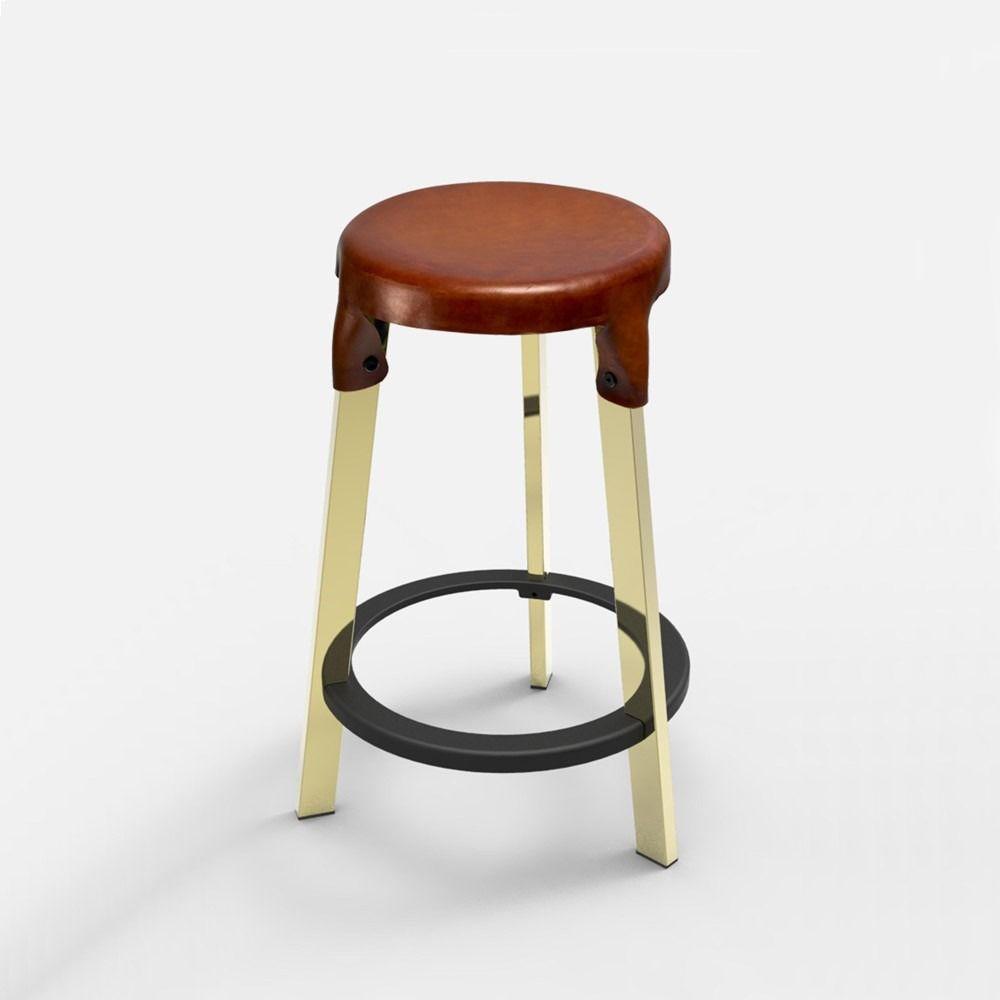 Bermondsey Stool Stool Contemporary Seating Furniture