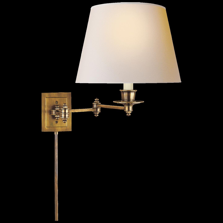 Triple Swing Arm Wall Lamp In 2020 Swing Arm Wall Lamps Wall Lamp Wall Lamp Design