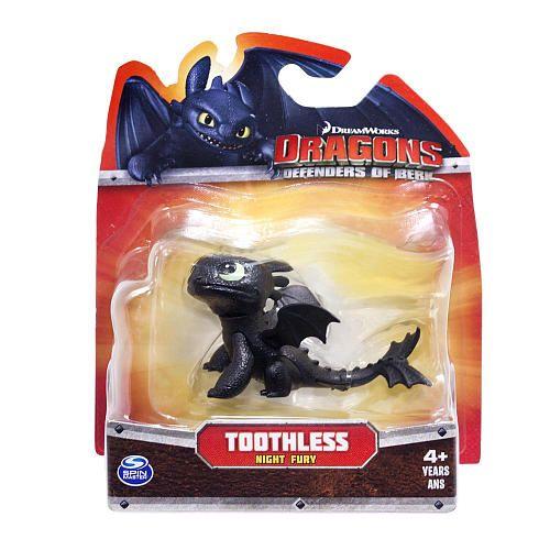 Night Action Dreamworks Dragons Figure Dragons Mini Berk Strike Toothless Defenders