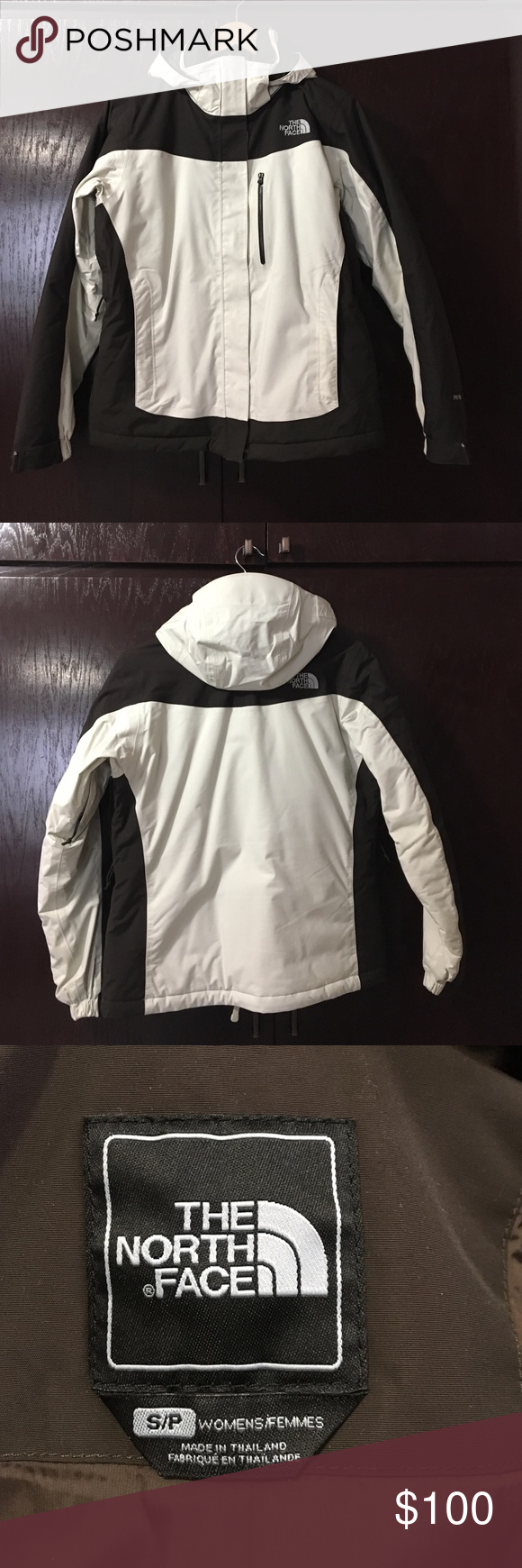 The North Face Jacket Ladies Small North Face Jacket Womens North Face Jacket Jackets For Women [ 1740 x 580 Pixel ]
