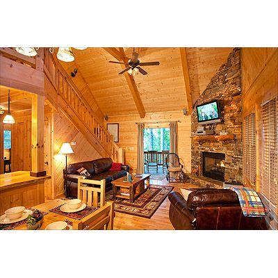 Escape to Blue Ridge Cabin
