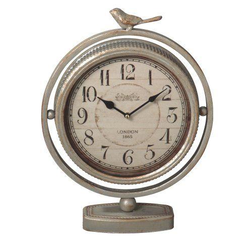 Antique Table Clocks: Antique Desk Clocks - Top-clocks.com
