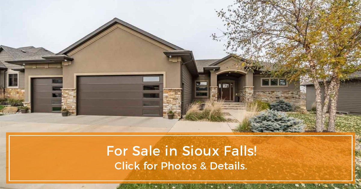 This Could Be The Perfect Home For Your Family Up To Date Photos Maps Schools Neighborhood Info Bandersonhomes Finding A House Sioux Falls Real Estate