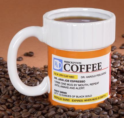 Prescription for Coffee