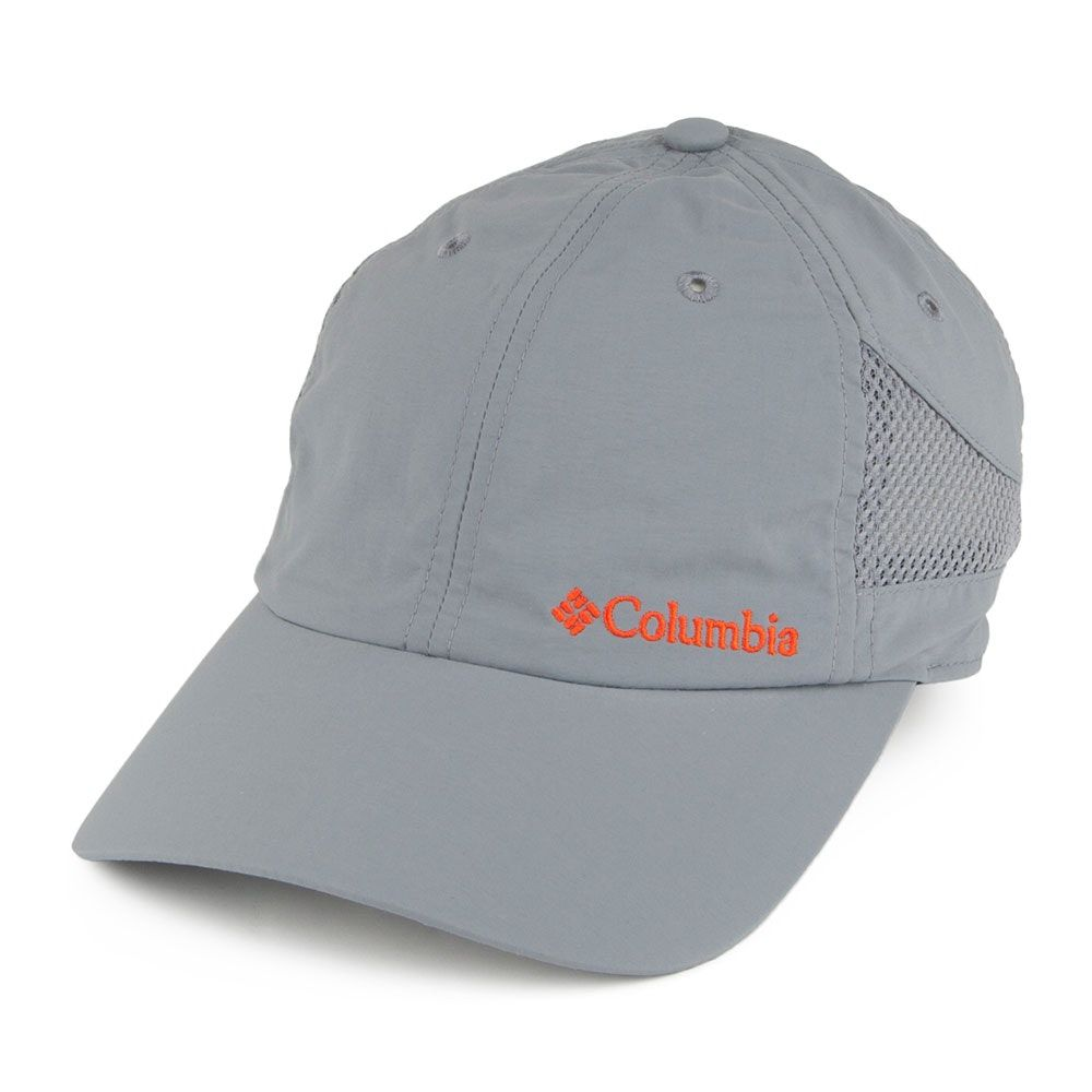6f7168a25f818 Columbia Hats Tech Shade Baseball Cap - Grey by STREET CAPS The Columbia  Tech Shade baseball