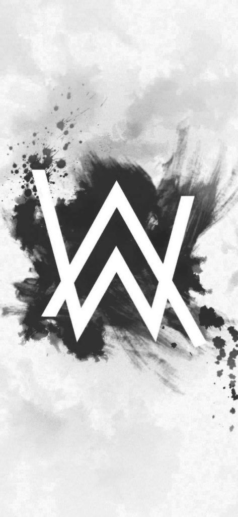 Alan Walker Logo 2019 Wallpapers Walker Wallpaper Alan Walker Walker Logo