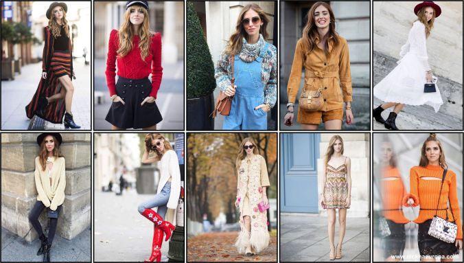 Chiara Ferragni - blogger - blogueiras - Paris Fashion Week ss16