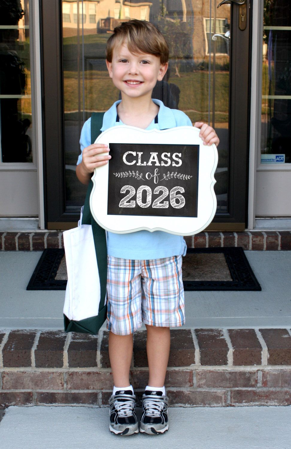 Class Of 2026 Back To School Teacher Signs First Day Of School