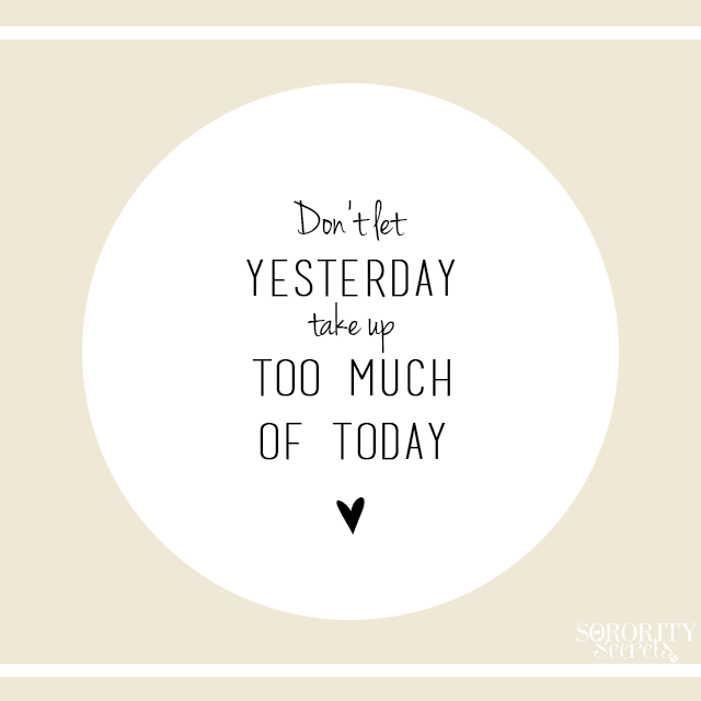 Everyday Is A New Day The Sorority Secrets Tss Quotes Monday