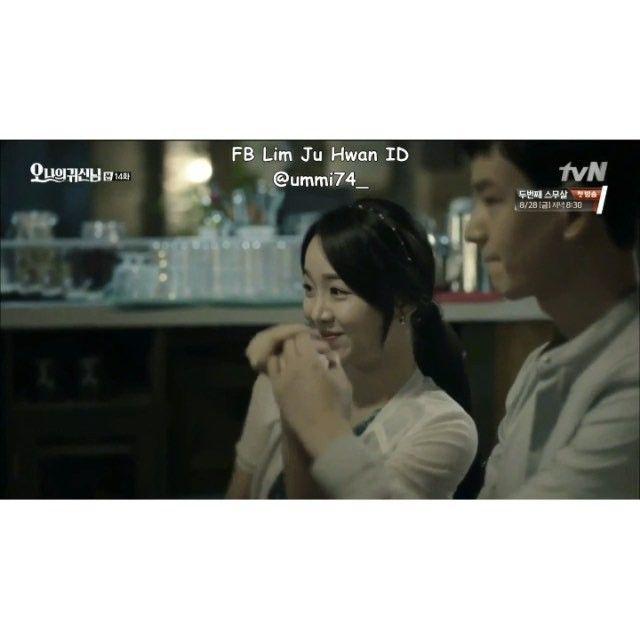 She looks genuinely happy #ImJuHwan #OhMyGhost #ImJooHwan #OhMyGhostess #임주환 #LimJuHwan #오나의귀신님
